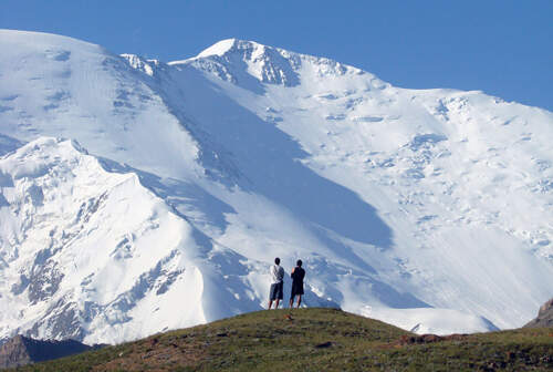 Climb Lenin Peak (7,134 m / 23,406 ft) together with SummitClimb, your foremost experts for Central Asia and high mountains.