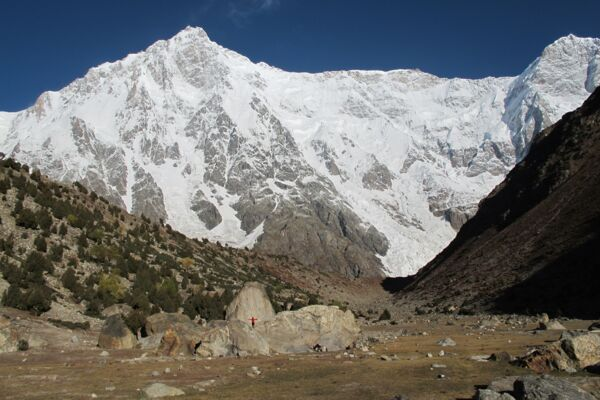 Nanga Parbat – Rupal Face – Expedition