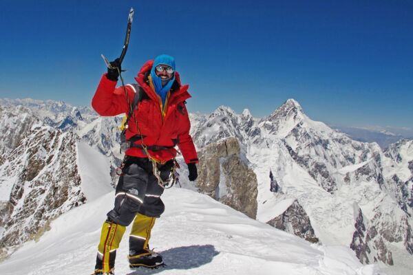 G1 & G2 - Gasherbrum - Expedition, Pakistan