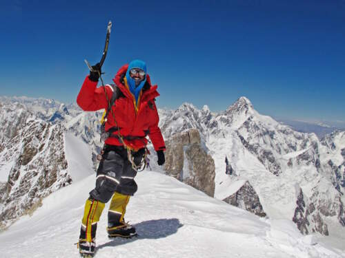 Climb Gasherbrum I and/or Gasherbrum II with your experienced expedition outfitter, SummitClimb.