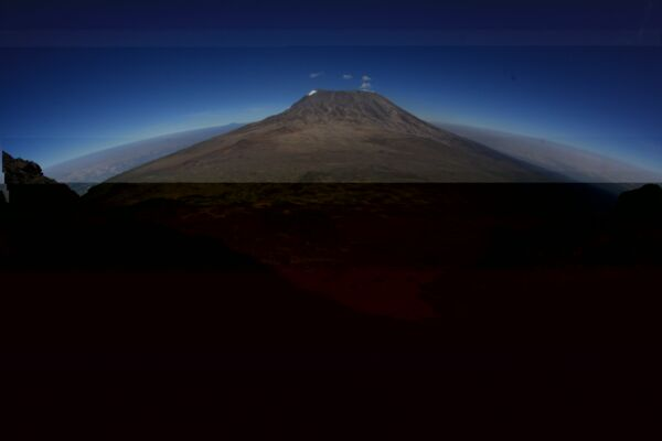Climb Kilimanjaro  - Trek on top of Africa - The Summit