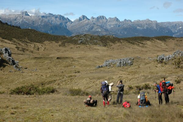 Carstensz Pyramide Expedition