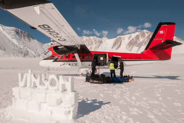 Vinson Expedition, Highest Summit of  Antarctica
