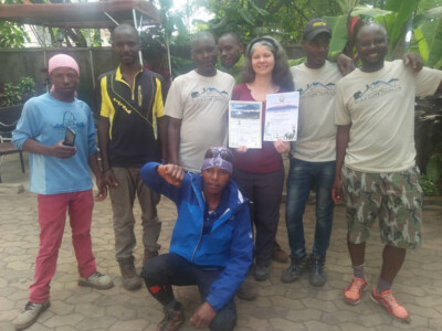 Meru and Kilimanjaro Certificates, Team in Moshi | © SummitClimb Kilimanjaro