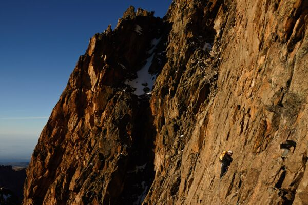 Climb Mount Kenya with the most experienced guides