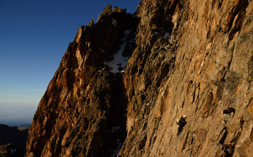 Mount Kenya Climb - join professionell guides, information here - click now.
