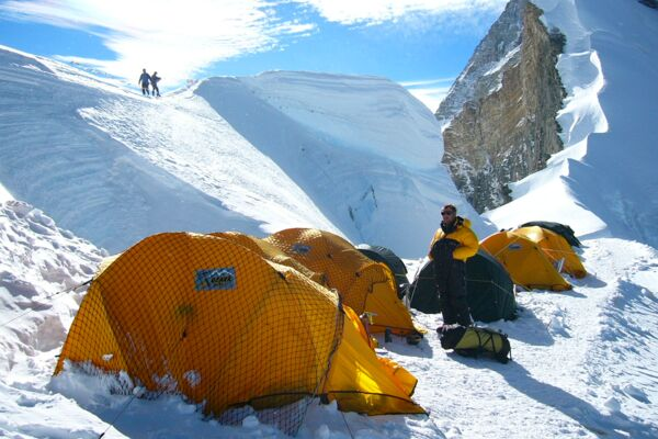 Mount Everest Nordsattel 7000m Trekking-Expedition
