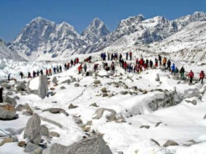 SummitClimb Team Lhotse und Everest