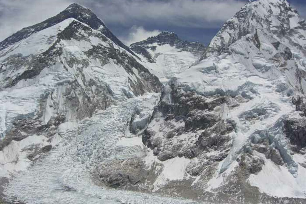 Expeditions Nepal Mount Everest and Lhotse