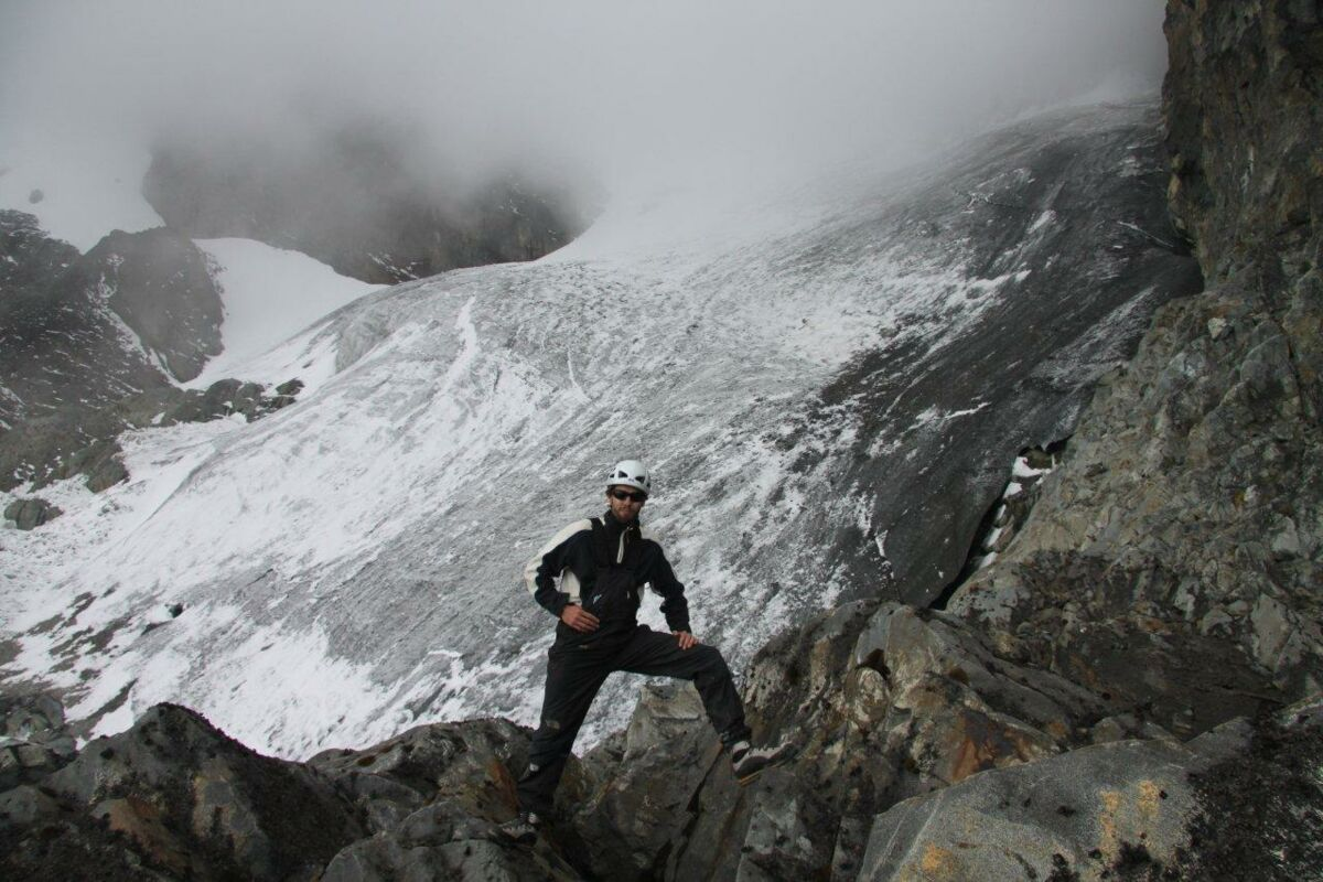 Training Climbing - Ruwenzori 2009 Kongo Expedition | © SummitClimb - Felix Berg