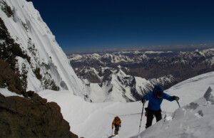 Bergsteiger, das Karakoram, Broad Peak Gipfelgang - SummitClimb Broad Peak Expedition (c) Felix Berg